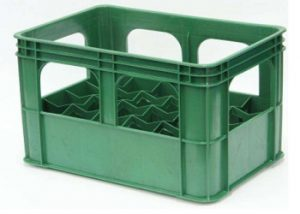 bottle crate mold