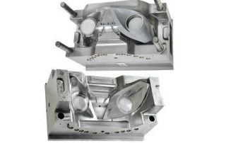 car lamp mould -2