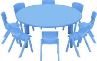 plastic table -2