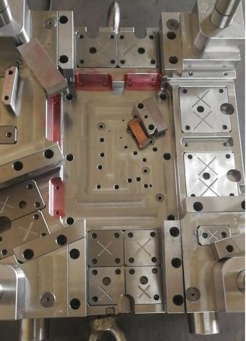 basic mould structure