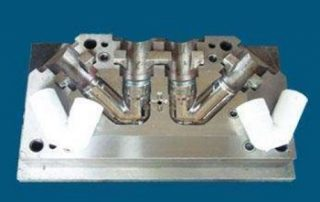 PVC fitting mold