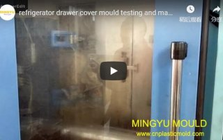 refrigerator cover mould testing